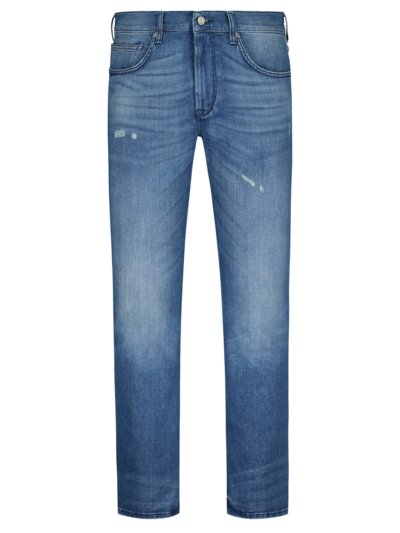 Jeans, John, Slim Fit in BLAU