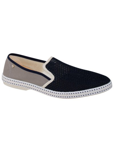 Modische Loafers in BLAU
