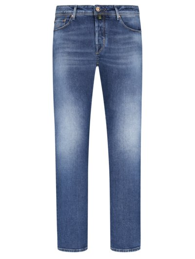 Denim-Jeans mit Stretchanteil, J622 in DENIM
