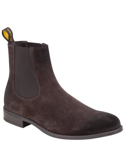 Eleganter Chelseaboot in BRAUN