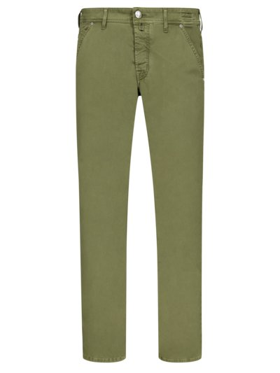 Leichte 5-Pocket-Hose, J613 in OLIV