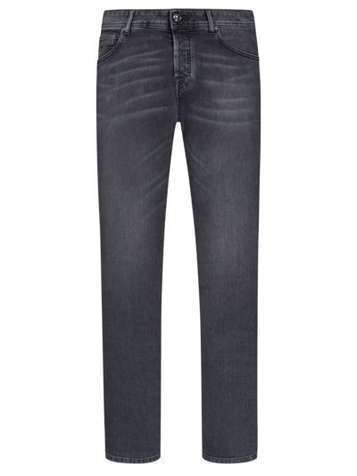 Hochwertige Jeans, Eco-Friendly, J622 in ANTHRAZIT