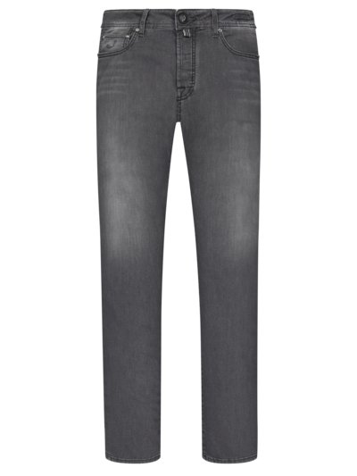 Jeans in leichtem Denim, J688 in ANTHRAZIT