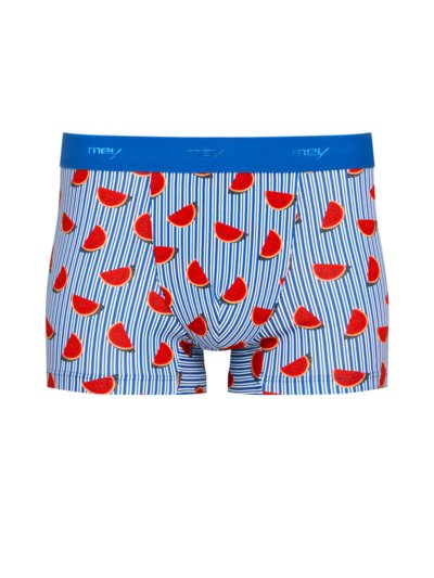 Boxer-Short mit Muster in ROYAL