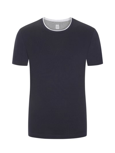 Modisches T-Shirt in MARINE