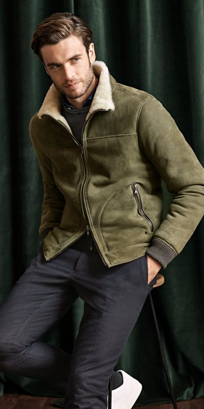 Woolrich Outfit in O. ANGABE