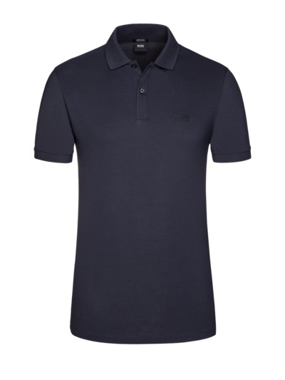 Poloshirt, Pallas, Regular Fit in BLAU