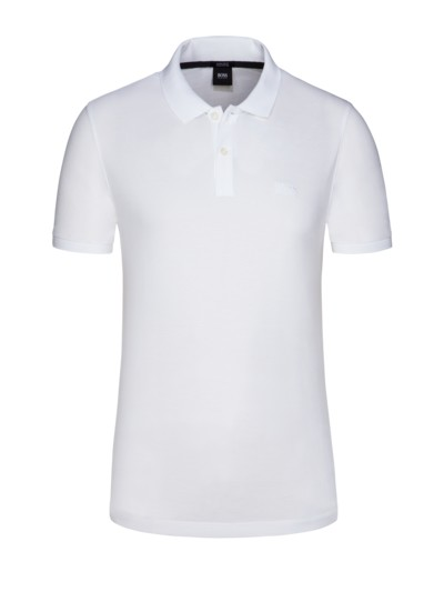 Poloshirt, Pallas, Regular Fit in WEISS