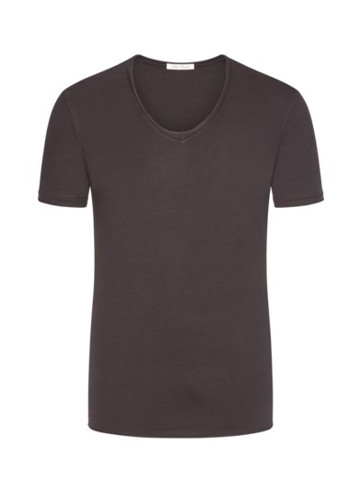 T-Shirt, Aurel, Regular Fit in SCHWARZ