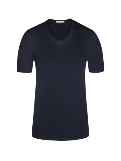 T-Shirt, Aurel, Regular Fit in BLAU