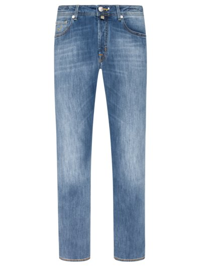 Jeans, J688 Comfort Slim Fit in BLAU