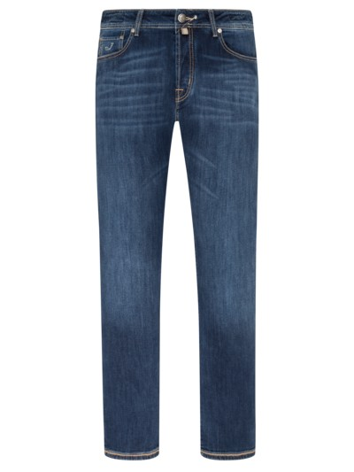 Jeans, J688 Comfort, Slim Fit in BLAU
