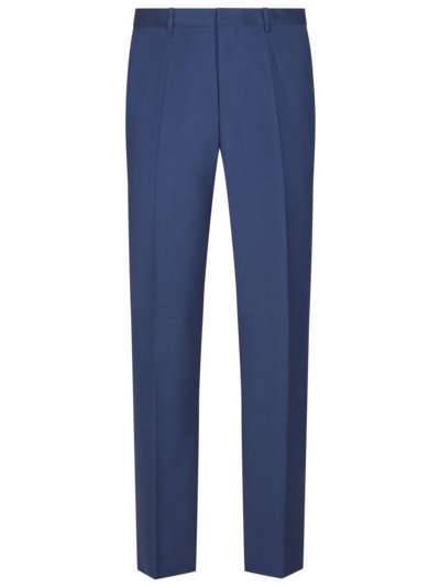 Baukasten-Hose, HartleyS, Slim Fit in BLAU