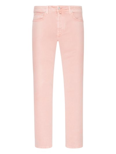 Jeans, PW688 Gabardine Light in ROSE