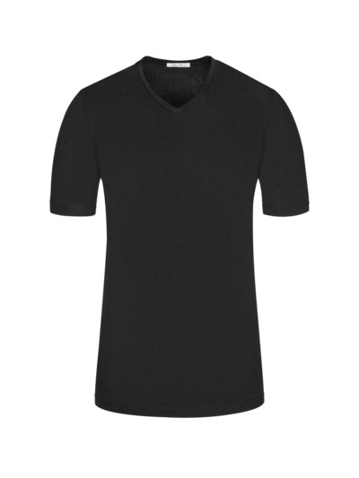 T-Shirt, Artur, Regular Fit in SCHWARZ