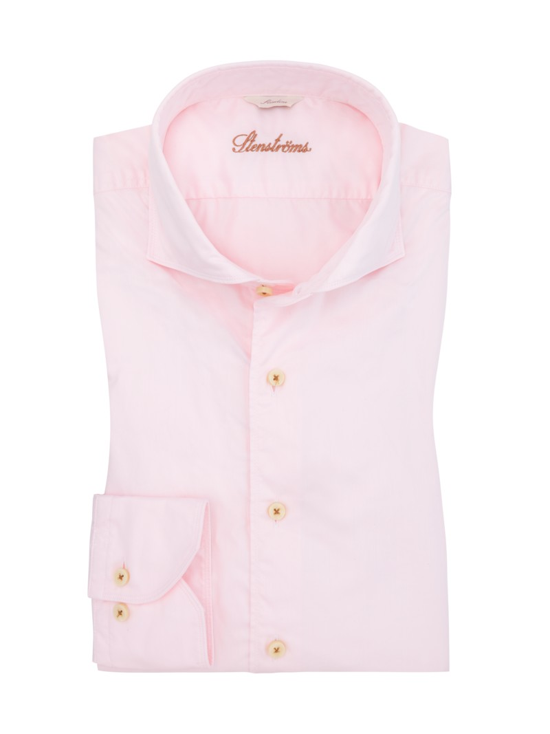 Freizeithemd, Slim Fit in ROSE