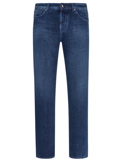 Jeans, J620 Comfort Regular Fit in BLAU