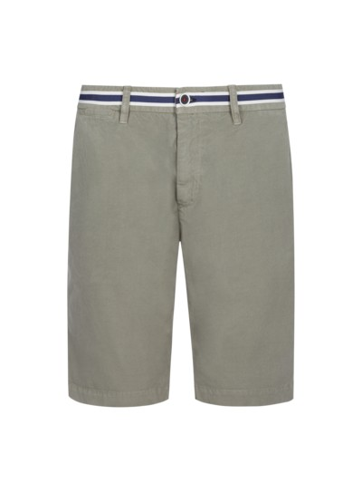 Bermuda in Chino-Form, London Summer in OLIV