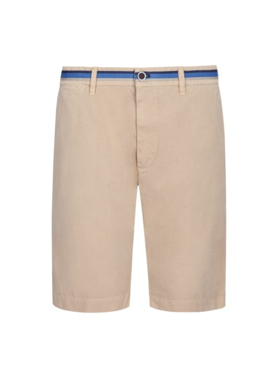 Bermuda in Chino-Form, London Summer in BEIGE