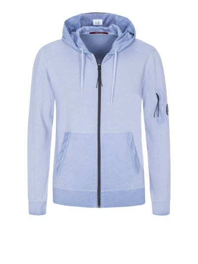 Modische Sweatjacke in BLAU