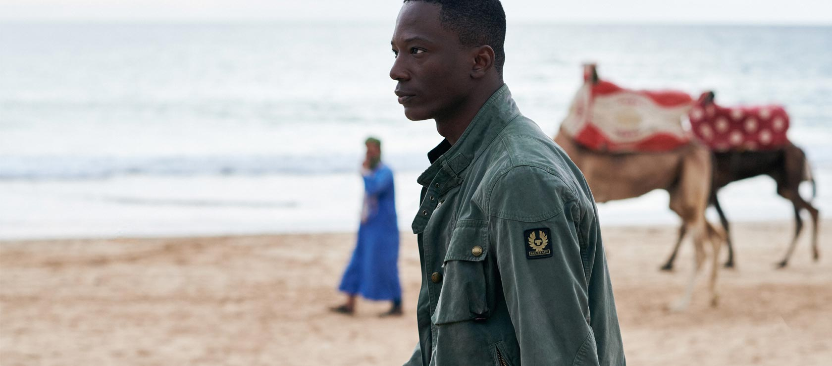 belstaff background
